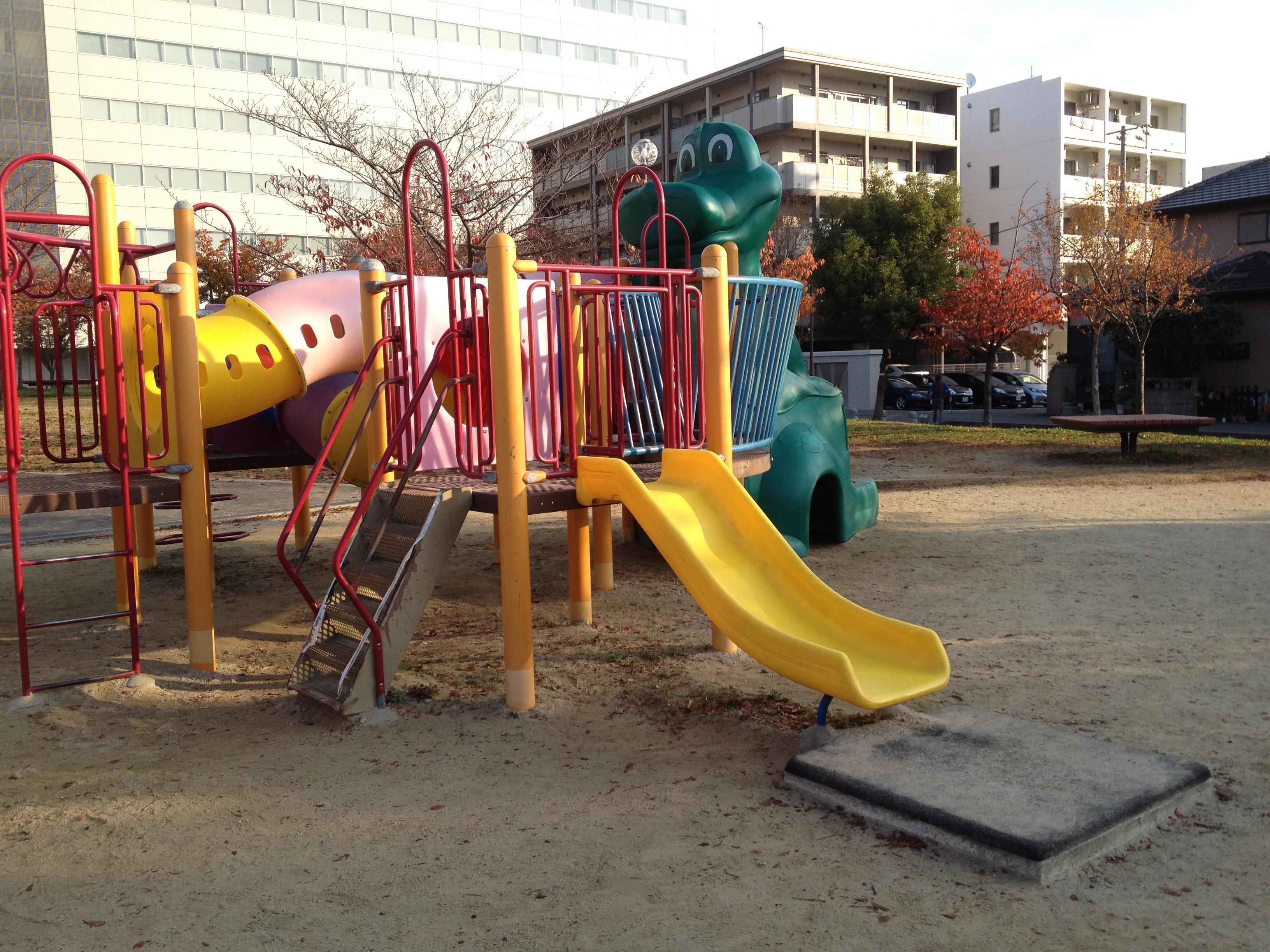 公園 大きい