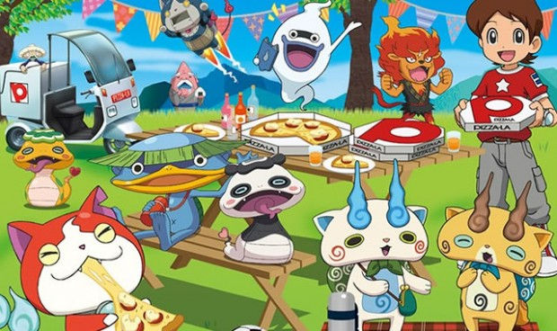 pizzalayoukaiwatch