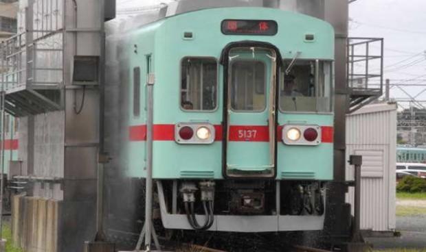nishitetsudenshamatsuri