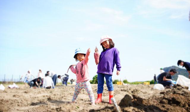 【2021年版収穫の秋だ!芋ほりだ!】福岡市近郊で開催のサツマイモ収穫体験まとめ